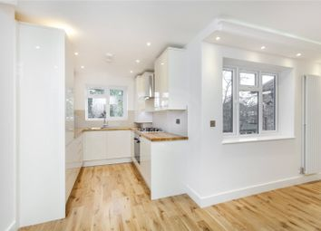 Thumbnail 3 bed flat for sale in Cleveland Gardens, London