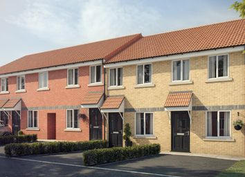 Thumbnail 3 bed terraced house for sale in Harvest Way, Eastfield, Scarborough, North Yorkshire