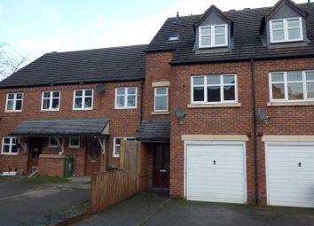 Thumbnail 3 bed terraced house to rent in Alder Carr Close, Redditch