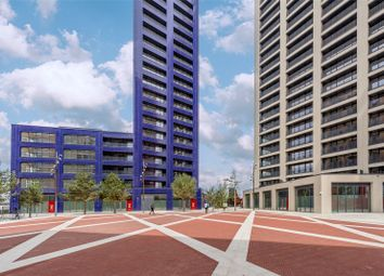 Thumbnail 2 bed flat for sale in Bridgewater House, City Island, Canning Town