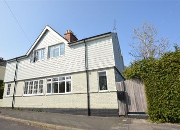 Thumbnail 2 bed semi-detached house for sale in Ambleside Road, Lymington, Hampshire