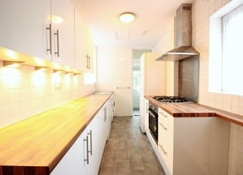 Thumbnail 3 bed end terrace house to rent in The Larches, London