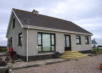 Thumbnail 3 bed detached house for sale in Upper Aird, Point, Isle Of Lewis