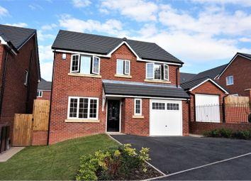 Thumbnail 4 bed detached house for sale in Buckthorn Lane, Blackburn