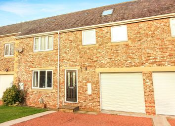 Thumbnail 3 bed terraced house for sale in Russell Square, Seaton Burn, Newcastle Upon Tyne