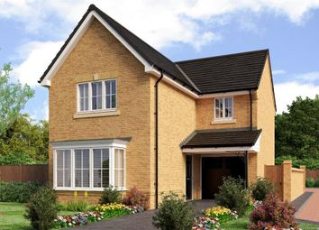 "Thumbnail 3 bed detached house for sale in ""Orwell"" at Aberford Road, Wakefield"