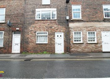 Thumbnail 1 bedroom flat to rent in First Floor Flat 6 Millgate, Selby