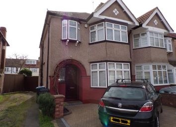 Thumbnail 3 bed semi-detached house for sale in Galliard Road, Lower Edmonton, London