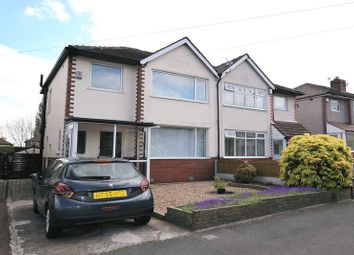 Thumbnail 3 bed semi-detached house for sale in Bradford Road, Farnworth BL4. 3 Bed Semi, No Upward Chain, Would Suit Updating