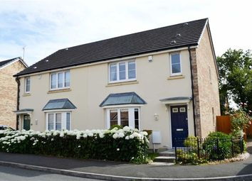 Thumbnail 3 bed semi-detached house for sale in Gelli Rhedyn, Swansea