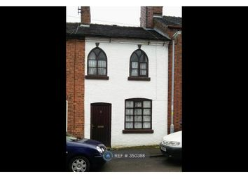 Thumbnail 2 bed terraced house to rent in London Street, Leek