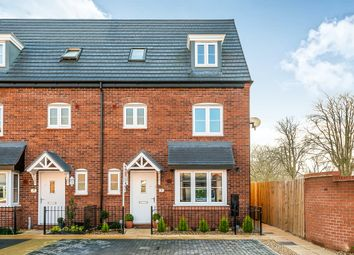 Thumbnail 4 bed town house for sale in The Close, High Park, Stafford