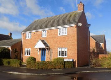Thumbnail 4 bedroom detached house for sale in Southwold Close, Swindon