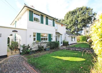 Thumbnail 4 bed detached house to rent in Victoria Road, Milford On Sea, Lymington