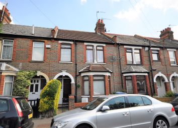 Thumbnail 3 bed terraced house for sale in Buckingham Road, Watford