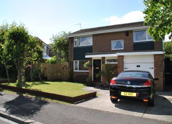 Thumbnail 4 bed detached house for sale in Mitford Close, Oxclose, Washington