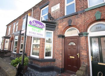 Thumbnail 2 bed terraced house to rent in Crewe Road, Wheelock, Sandbach