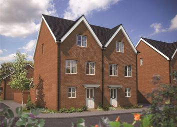 Thumbnail 4 bed semi-detached house for sale in Hyde End Road, Shinfield, Berkshire