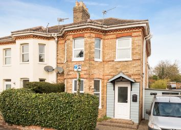 Thumbnail 3 bed semi-detached house for sale in Stourvale Road, Southbourne, Bournemouth