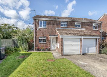 Thumbnail 4 bed semi-detached house for sale in Fylingdales, Thatcham