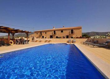Thumbnail 9 bed villa for sale in Spain, Valencia, Alicante, Monóvar