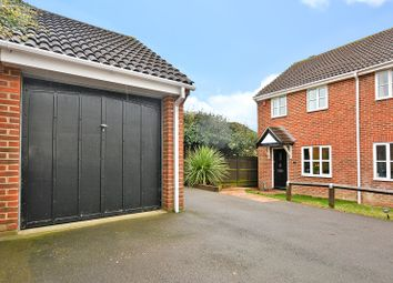Thumbnail 2 bed semi-detached house for sale in Wyndham Way, Ashford