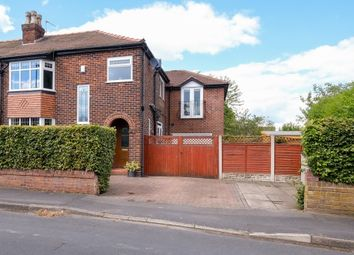Thumbnail 4 bed semi-detached house for sale in Hardy Road, Lymm