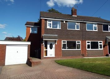 Thumbnail 4 bed semi-detached house for sale in Malvern Close, Farnworth, Bolton, Greater Manchester