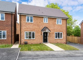 Thumbnail 3 bedroom detached house for sale in Mentor Close, Walsall