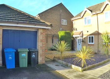 Thumbnail 2 bed semi-detached house for sale in Uplyme Close, Poole
