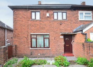 Thumbnail 3 bedroom semi-detached house for sale in Ruthin Road, Bentilee, Stoke-On-Trent