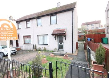 Thumbnail 2 bed semi-detached house for sale in Sinclair Drive, Cowdenbeath
