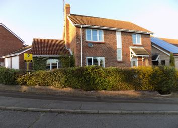 Thumbnail 4 bed detached house to rent in Dunnock Way, Longridge Park, Colchester