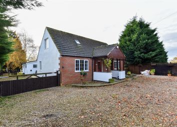 Thumbnail 4 bed bungalow for sale in Main Road, West Keal, Spilsby