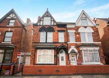 Thumbnail 5 bed semi-detached house for sale in City Road, Edgbaston, Birmingham