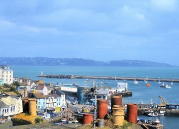 Thumbnail 2 bed semi-detached house for sale in Mount Pleasant Road, Brixham