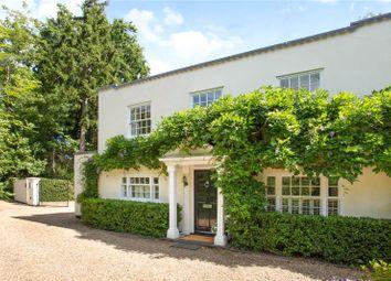 4 bed detached house for sale in Woodside Road, Winkfield, Windsor, Berkshire SL4