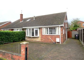 Thumbnail 2 bed semi-detached bungalow to rent in Long Close, Bessacarr, Doncaster