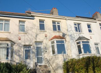 Thumbnail 3 bedroom terraced house for sale in Crantock Terrace, Plymouth