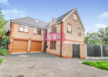 Thumbnail 6 bed detached house for sale in Sylvan Close, Chafford Hundred, Grays