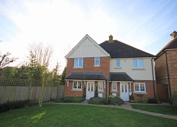 Thumbnail 3 bed semi-detached house to rent in Willow Close, Banstead