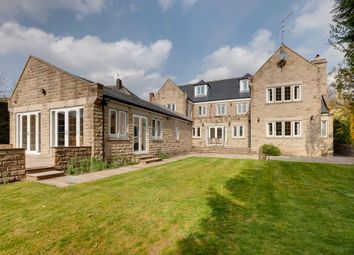 Thumbnail 6 bed detached house for sale in Dore Road, Dore, Sheffield