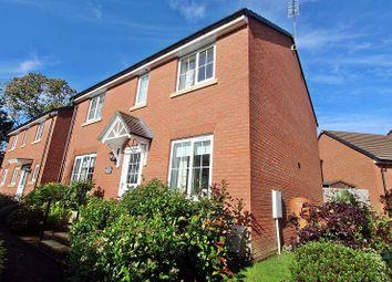 Thumbnail 4 bed detached house for sale in Brynteg Green, Beddau, Pontypridd, Rhondda, Cynon, Taff.