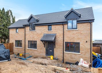 Thumbnail 3 bed detached house for sale in Station Road, Flitwick