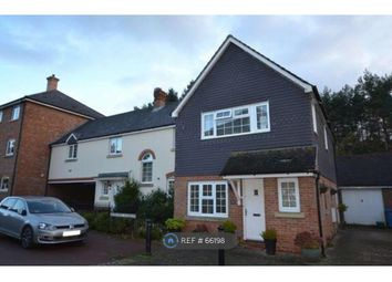 Thumbnail 3 bed semi-detached house to rent in The West Hundreds, Fleet
