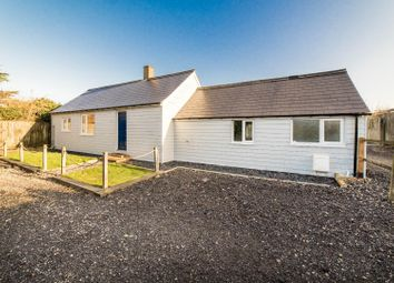 Thumbnail 3 bed bungalow for sale in Bellevue Road, Whitstable