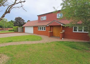 Thumbnail 3 bed detached house for sale in Post Office Road, Seisdon, Wolverhampton