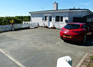 Thumbnail 3 bed bungalow for sale in Station Road, Valley, Holyhead
