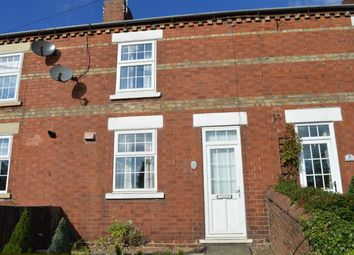 Thumbnail 2 bed terraced house for sale in The Gallops, 2, Matlock Road, Wessington Alfreton, Derbyshire