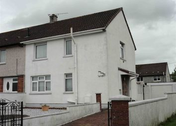Thumbnail 2 bed end terrace house for sale in Hardthorn Road, Dumfries